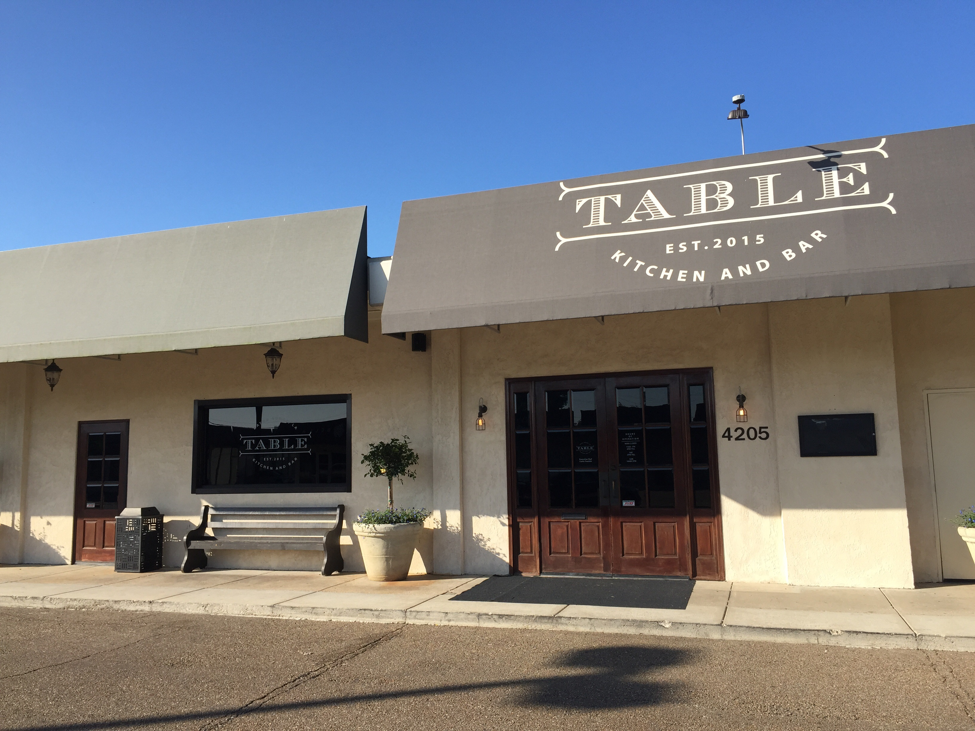 Table Kitchen & Bar to open April 9