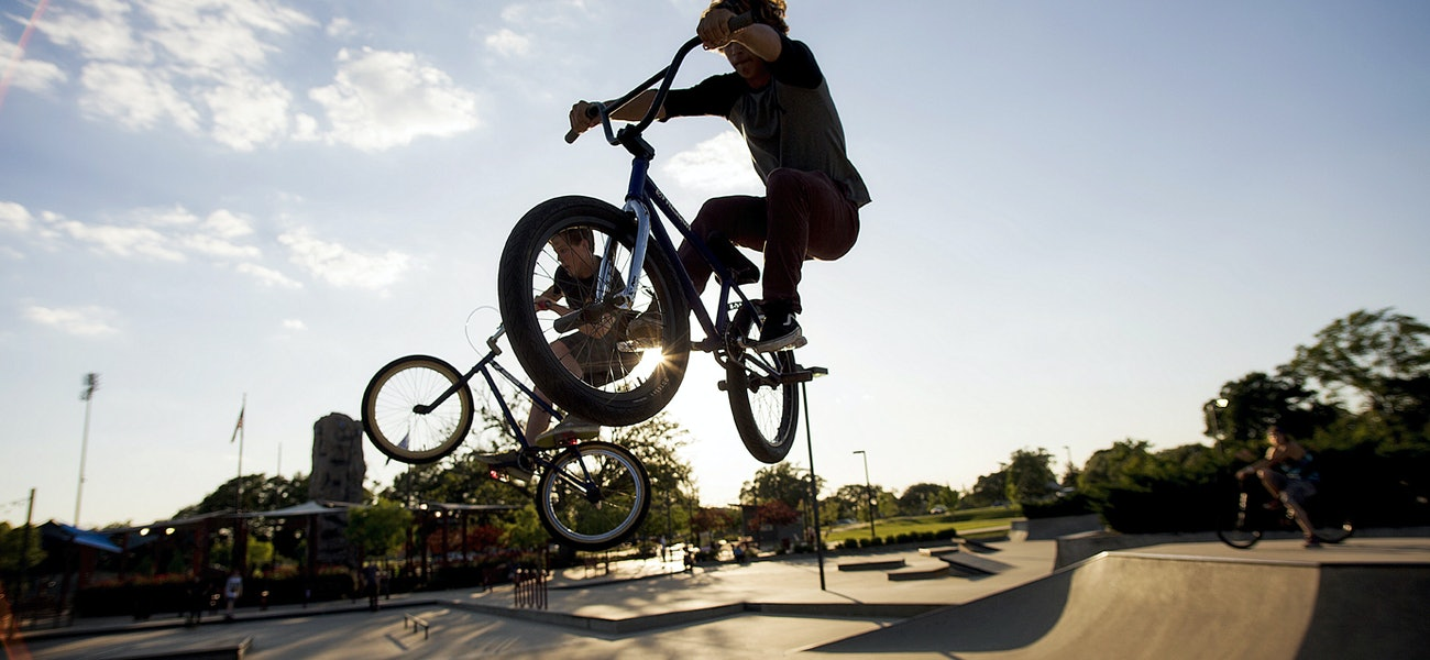 photo essay extreme sports in south baton rouge