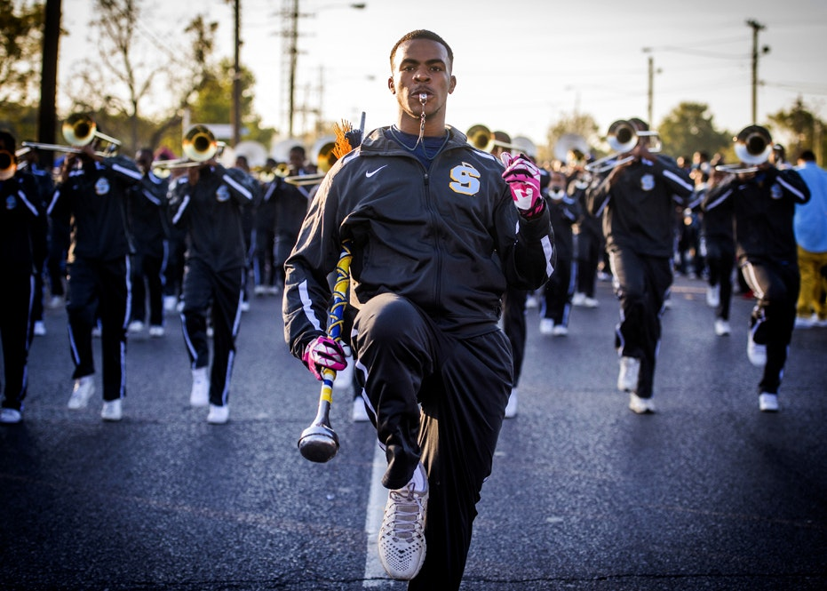 persuasive essay marching band