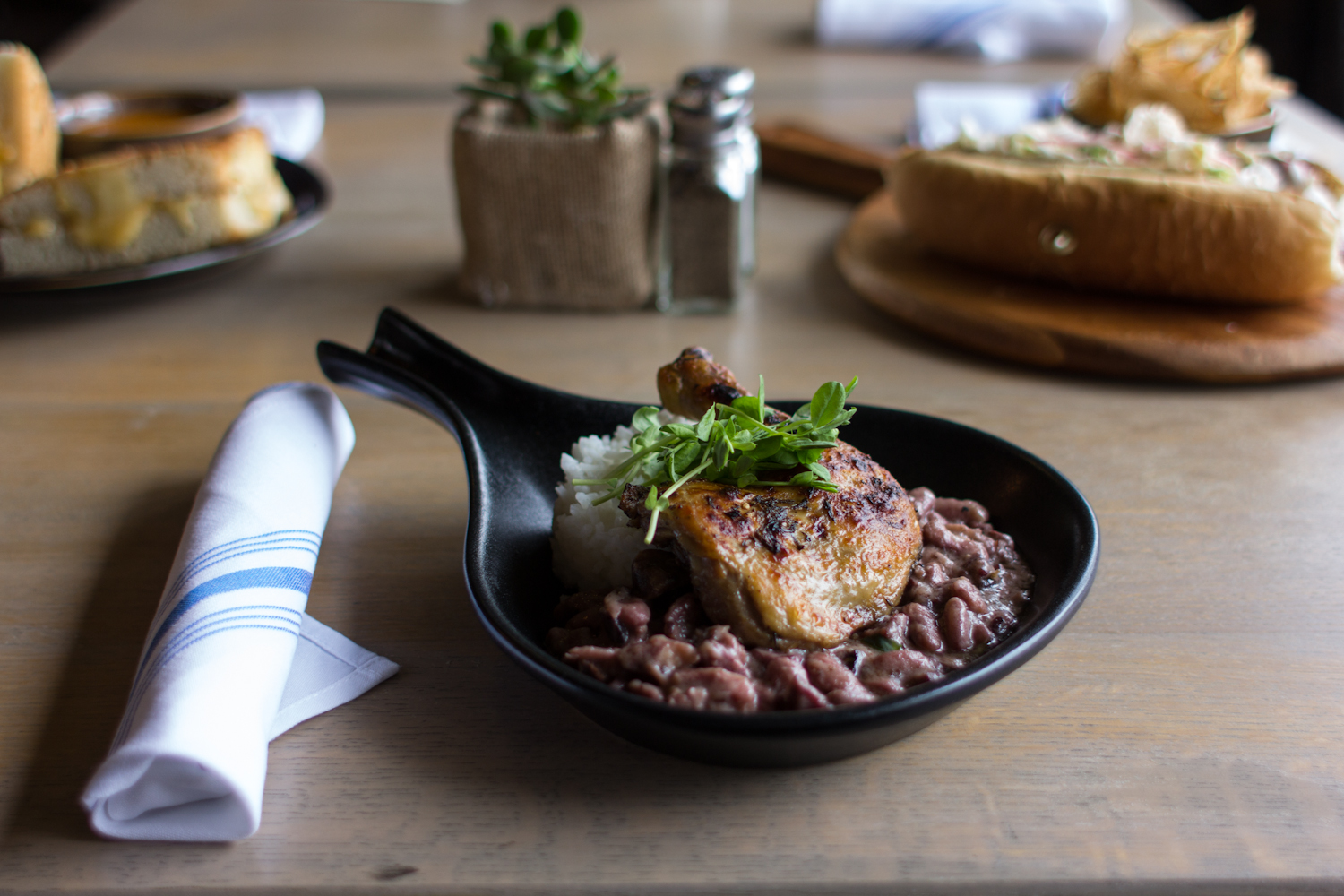 First look table kitchen and bar introduces lunch menu for Food bar kitchen jkl