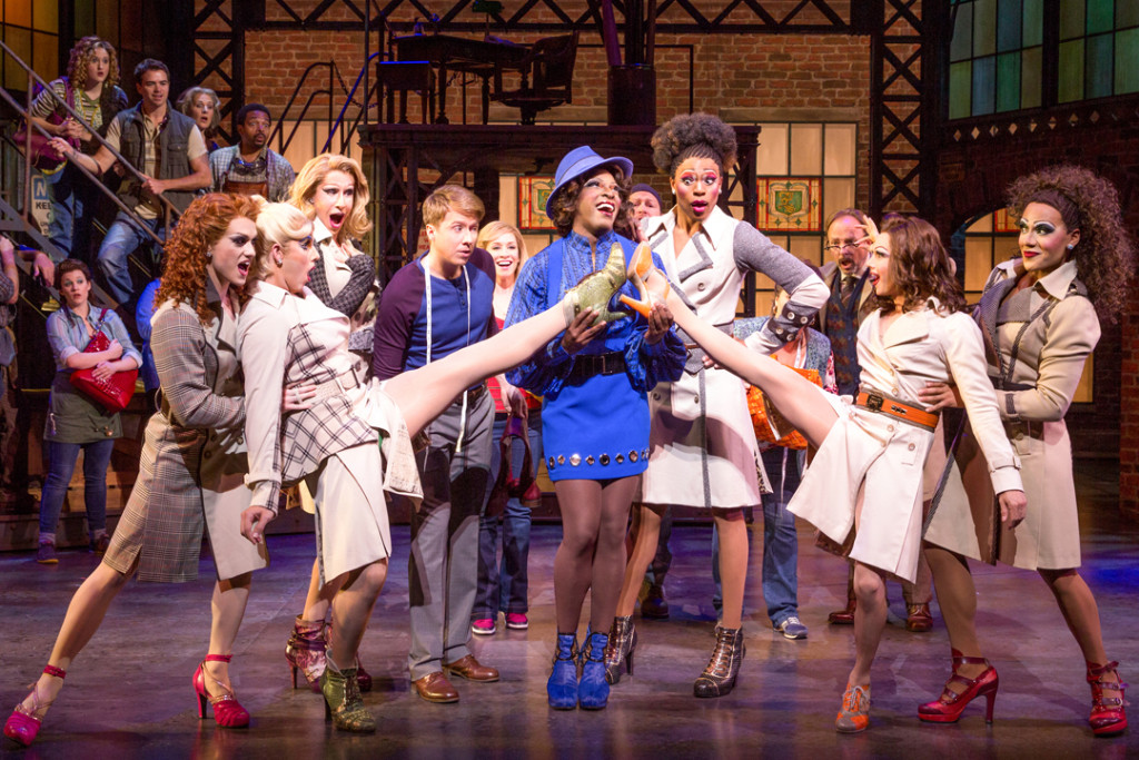 Broadway musical Kinky Boots