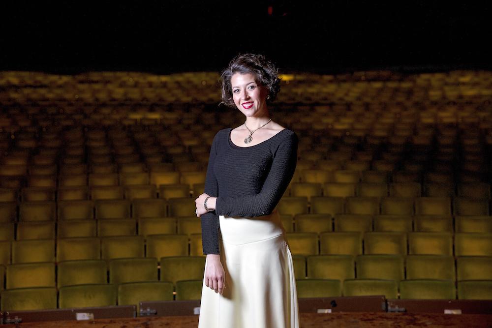 Lisette Oropesa in Baton Rouge