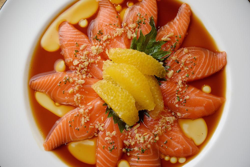 Atlantic Salmon Sushi Yama