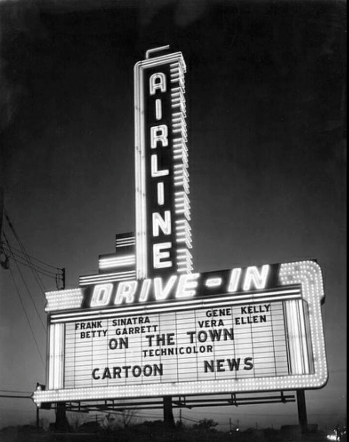 The drive-in movie theater was invented in: 1933 by entrepreneur Richard Hollingshead with the intent to capitalize on America's automobile craze. Baton Rouge's first outdoor theater, the Florida Drive-In, appeared in December 1941. Several more followed, but the trend lost steam in the late '70s. The Red Stick's last drive-in closed in 1984.