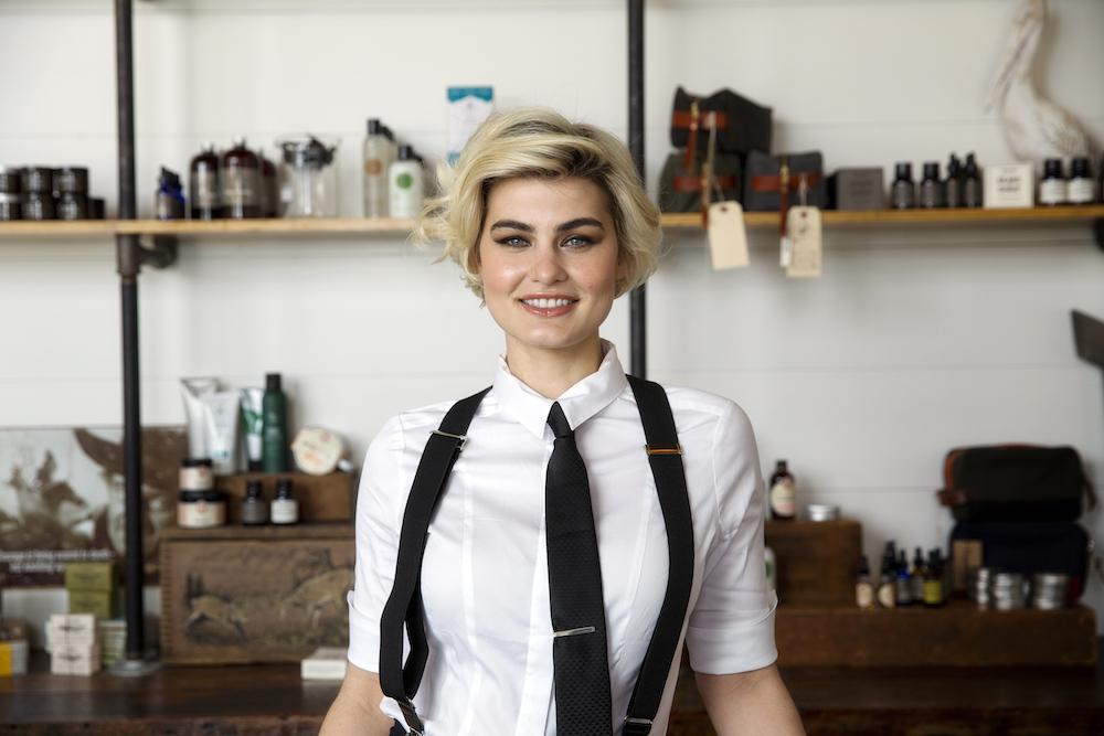 are female barbers the key to a modern man s haircut   225