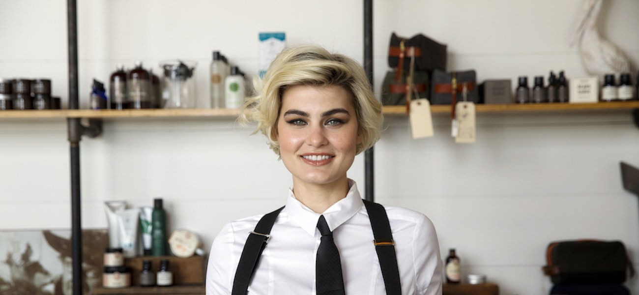 Are Female Barbers The Key To A Modern Mans Haircut 225