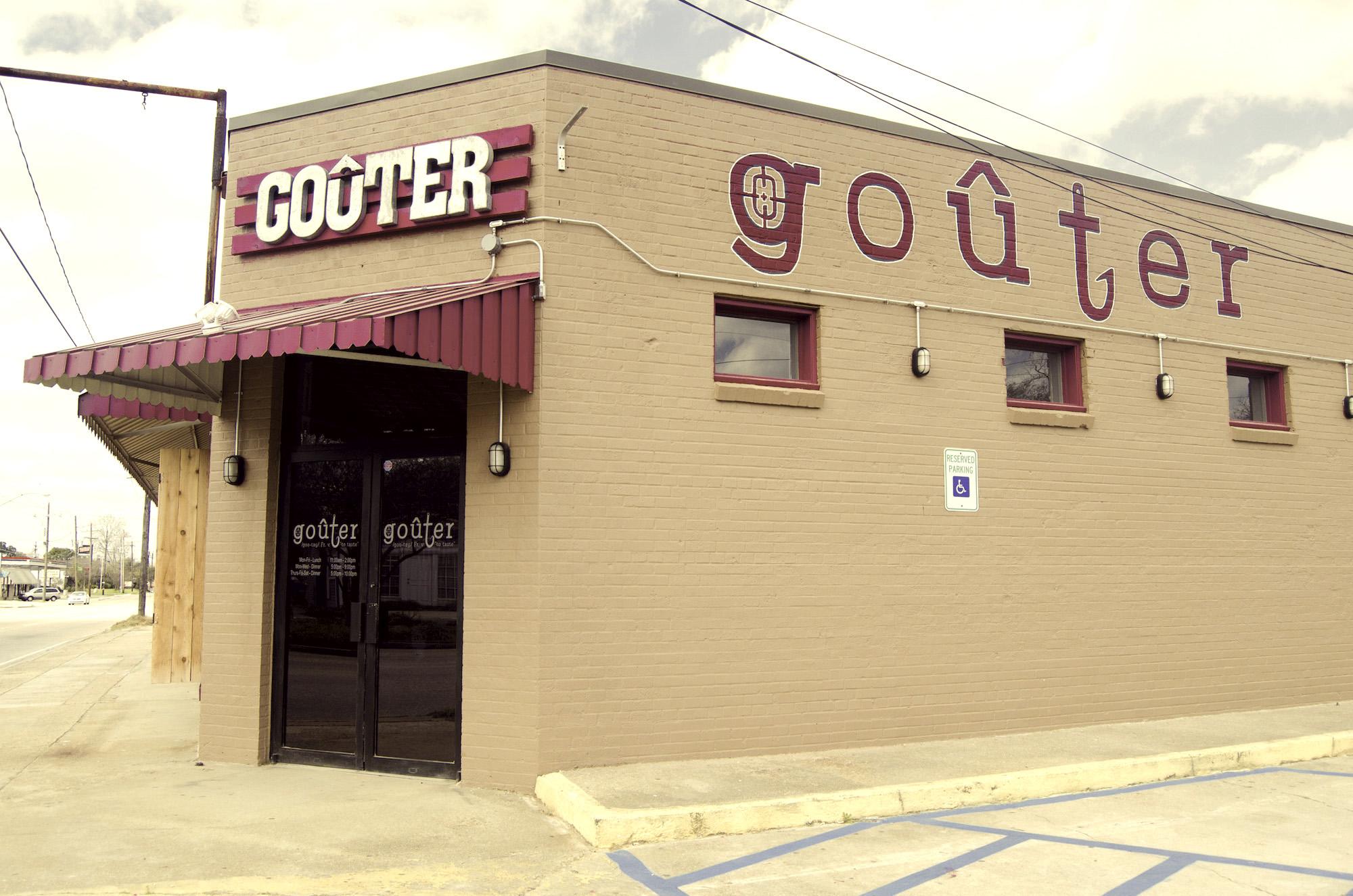 Gouter First Look