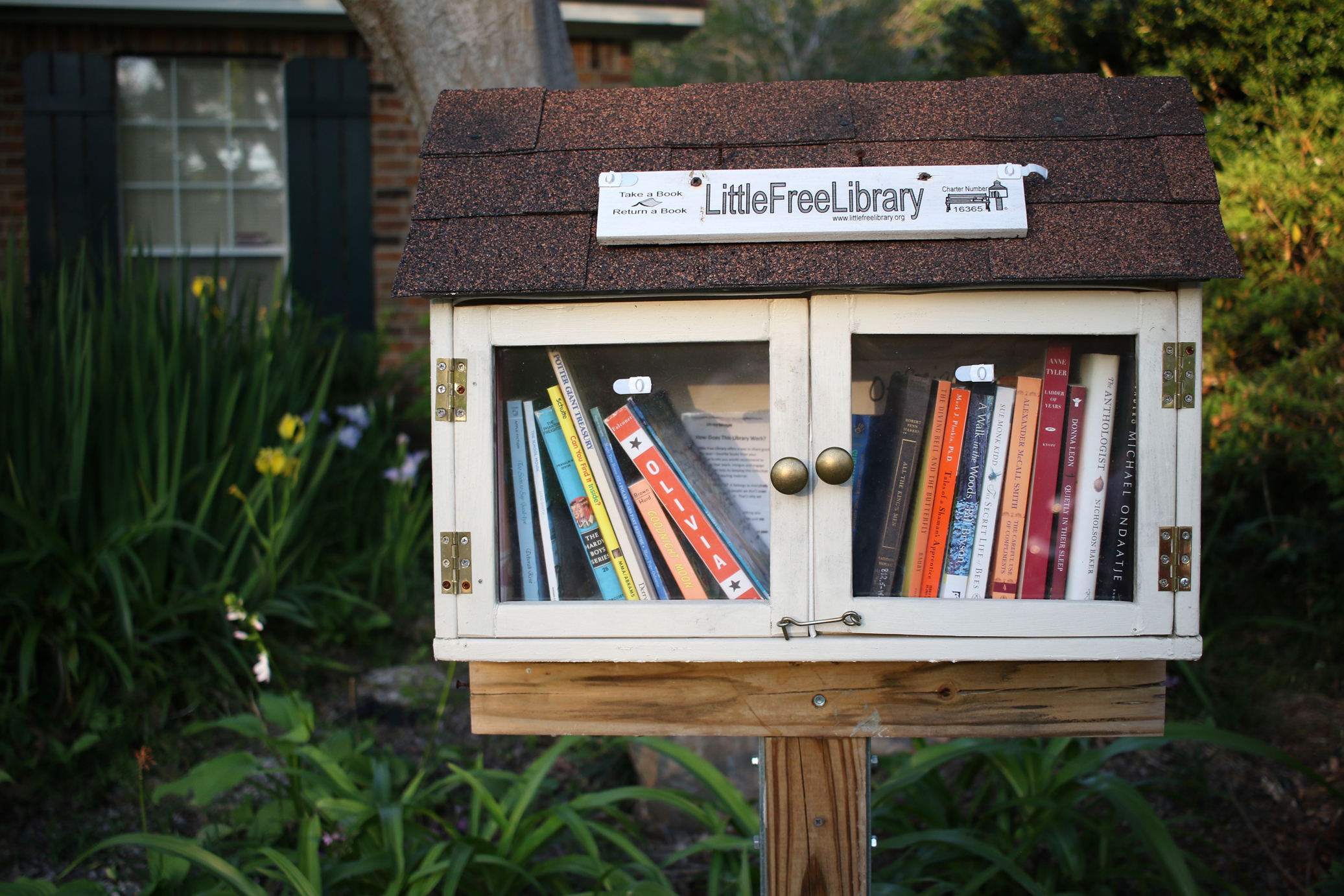 Baton Rouge Little Free Library