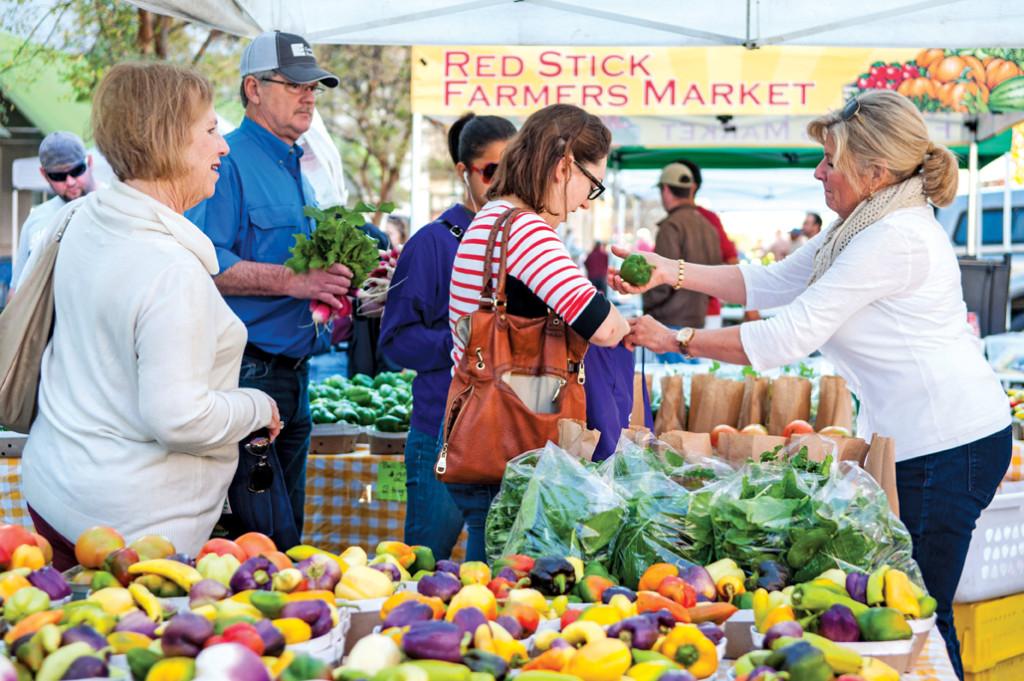 Redstick Market