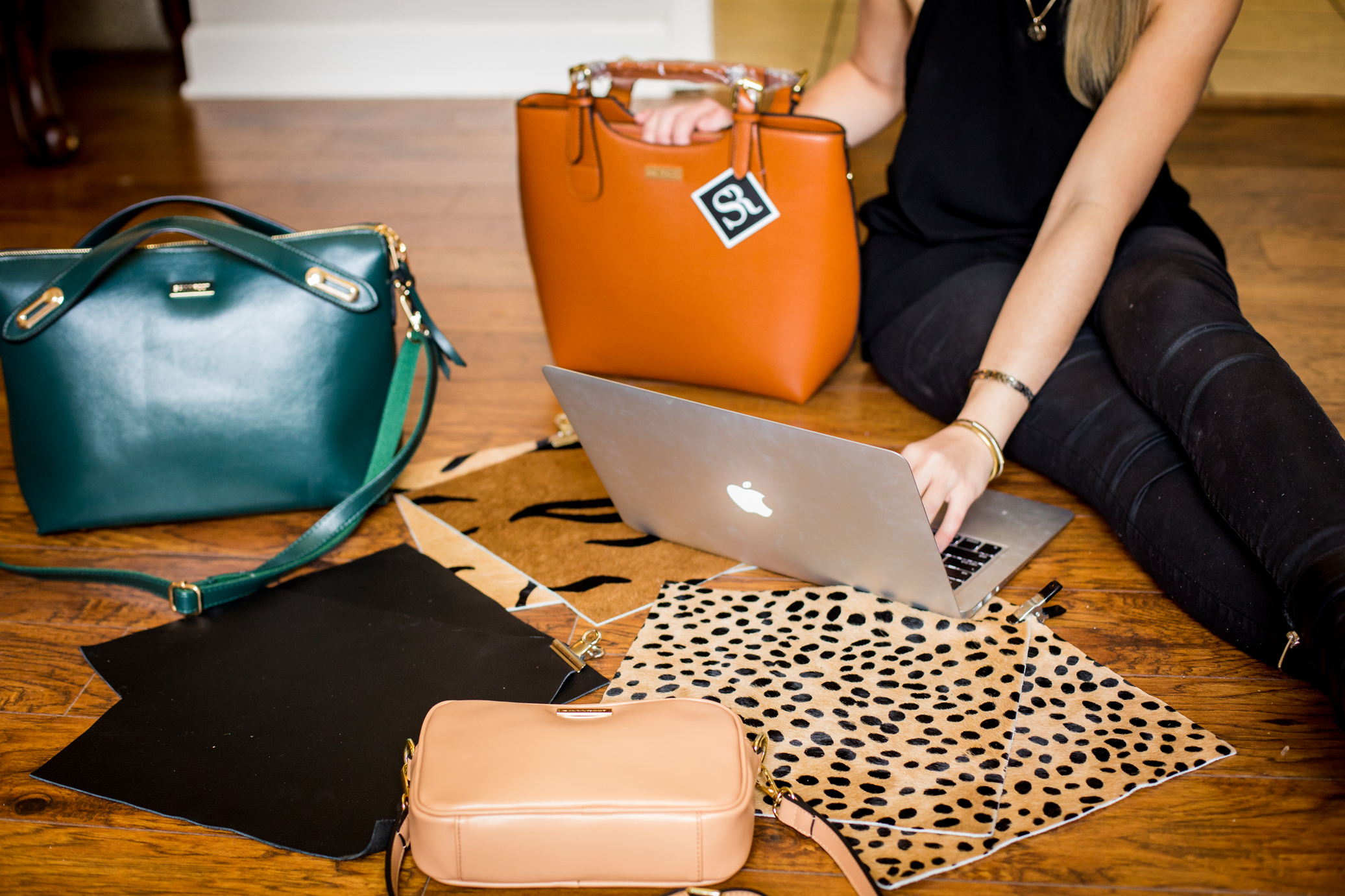 cf44cdc286 Baton Rouge designer set out to make quality handbags at a better ...