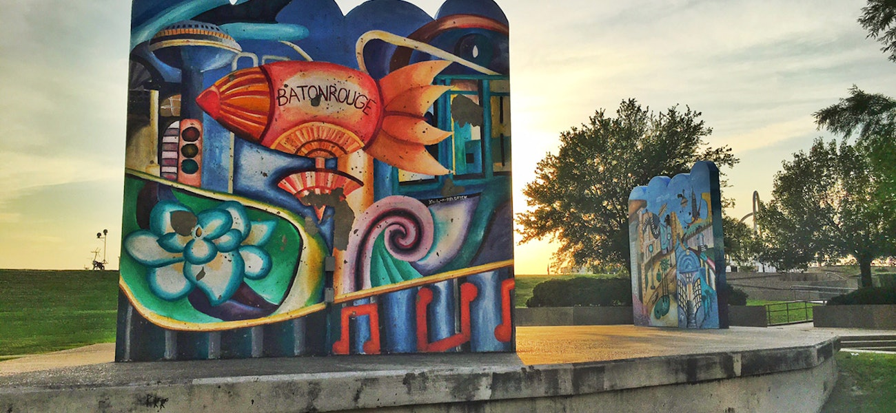 Where To See Great Outdoor Art In Baton Rouge 225