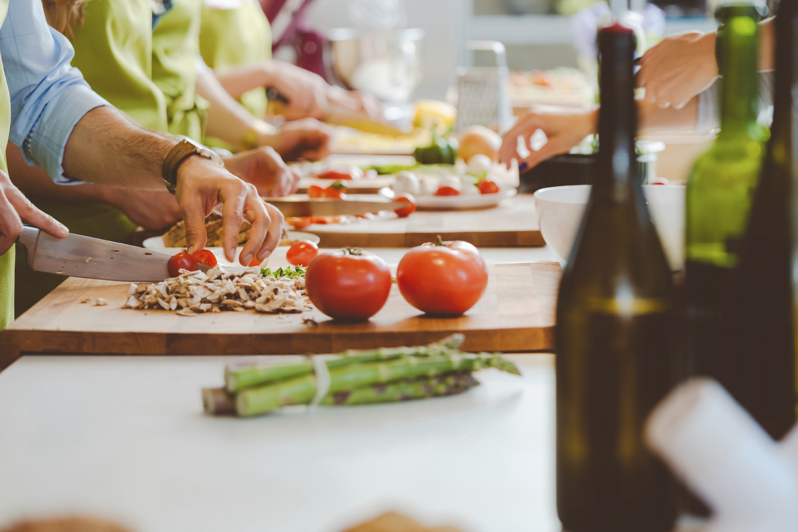 Baton Rouge Cooking Classes To Try During Summer 2016