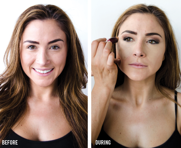 Baton Rouge Makeup Artist Shares The Basics Of Face