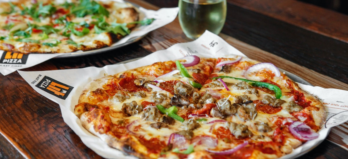 first look lit pizza opens on burbank despite area flooding