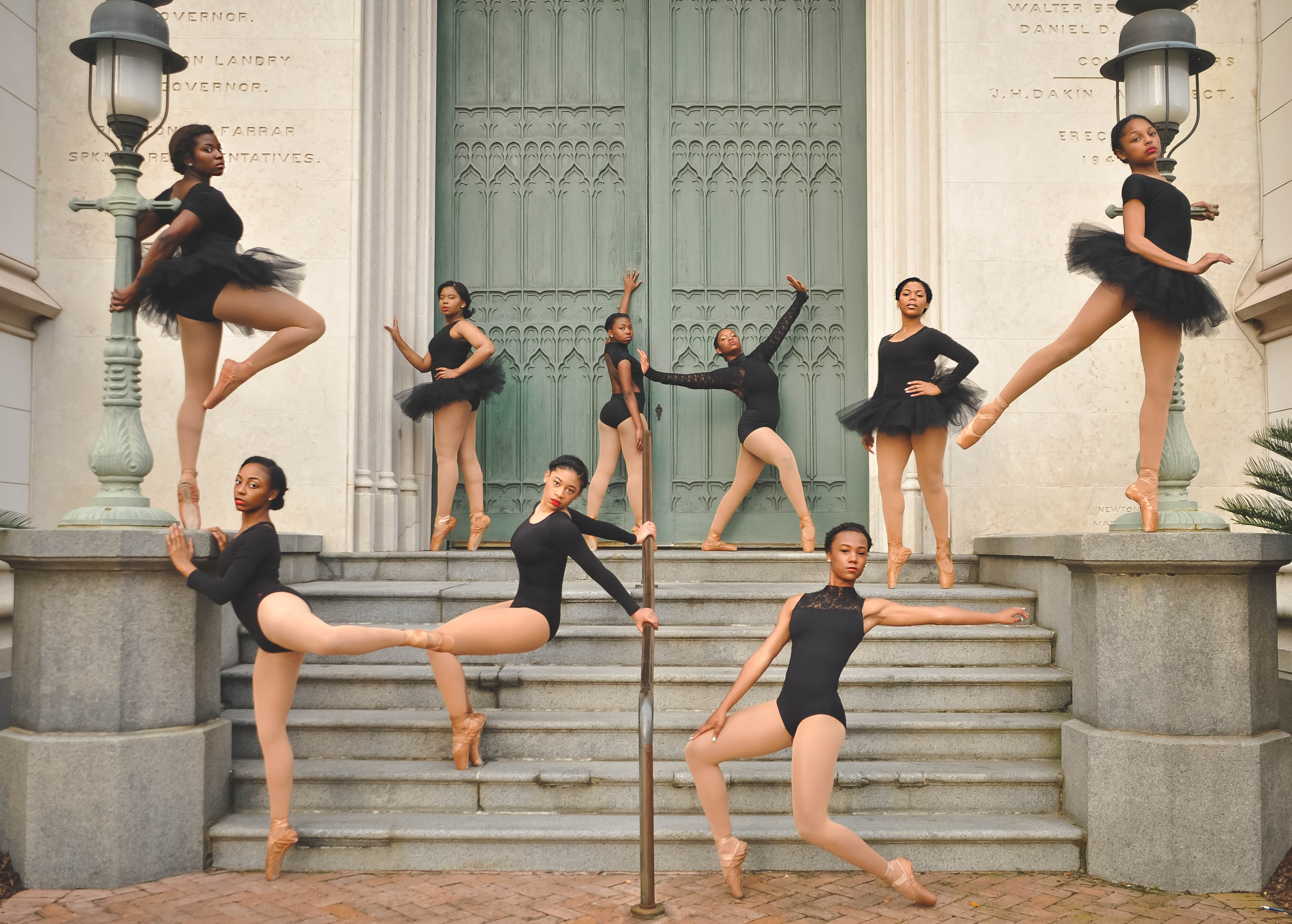 How En Pointe Dance Studio And Their Viral Photo Is Breaking New Ground 225