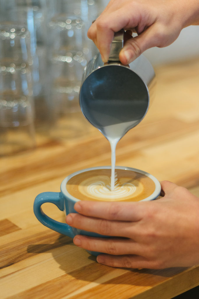 Don't worry: You'll still be able to get that expertly prepared and Instagram-worthy coffee at Magpie's downtown location.