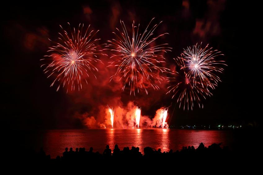 lauberge casino & hotel baton rouge fireworks