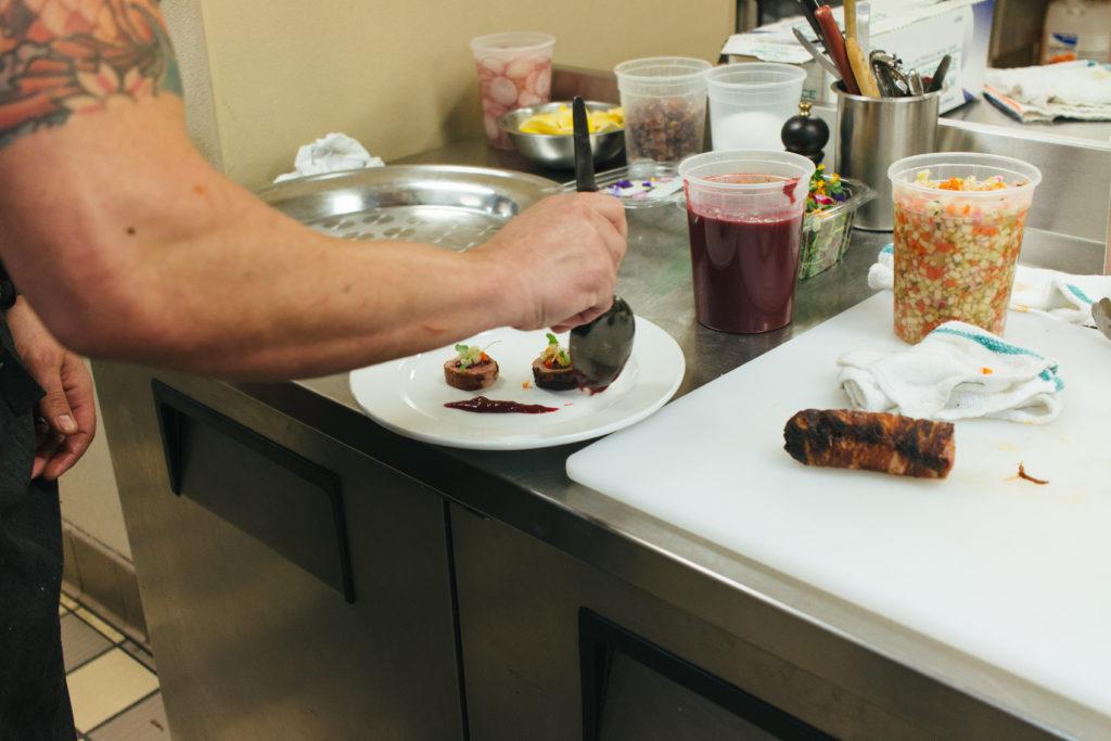 BRQ at Louisiana Culinary Institute