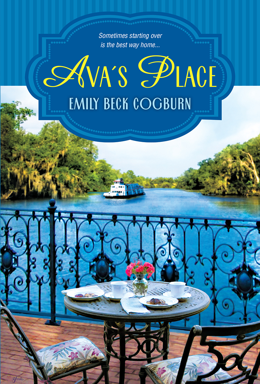 Emily Beck Cogburn book Ava's Place