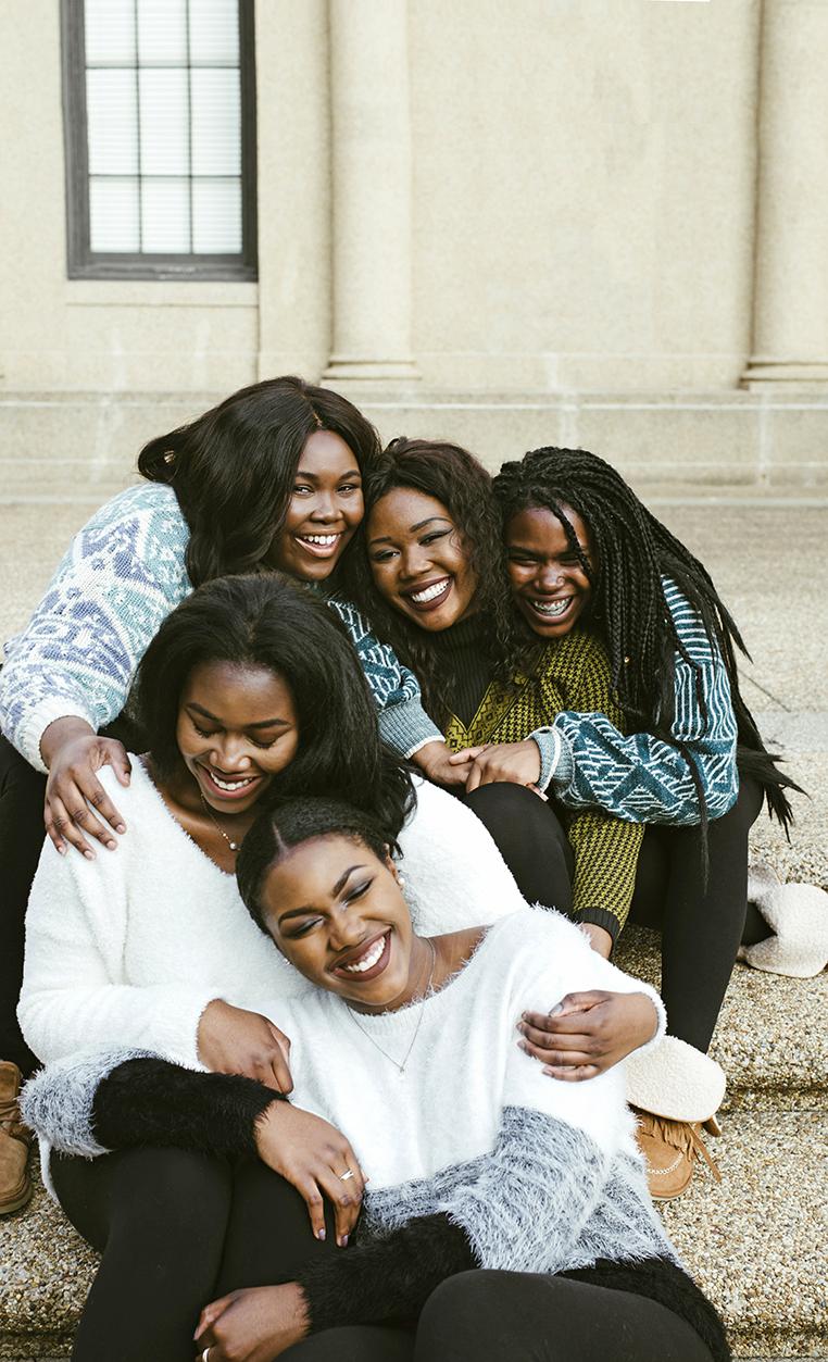 LOVE Essay: Sisters
