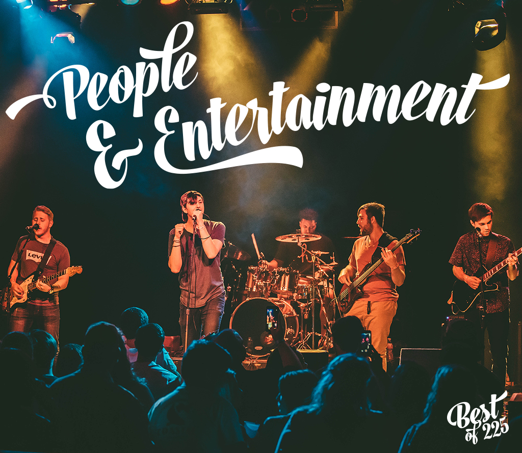 People & Entertainment