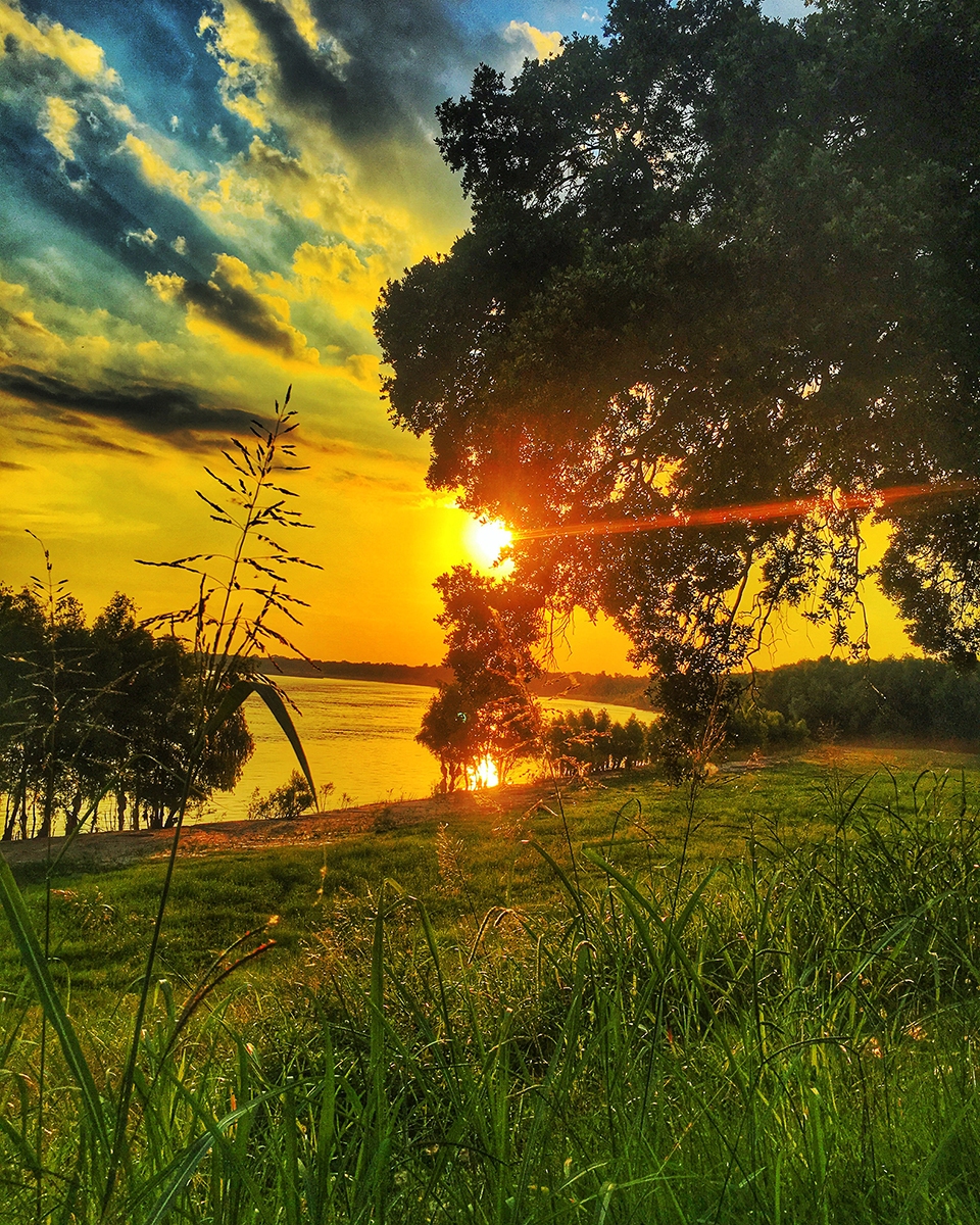 How To Take A Great Shot Of The Baton Rouge Sky