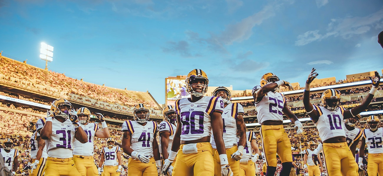 Death Valley DJ: Kyle Huber keeps Tiger Stadium rocking