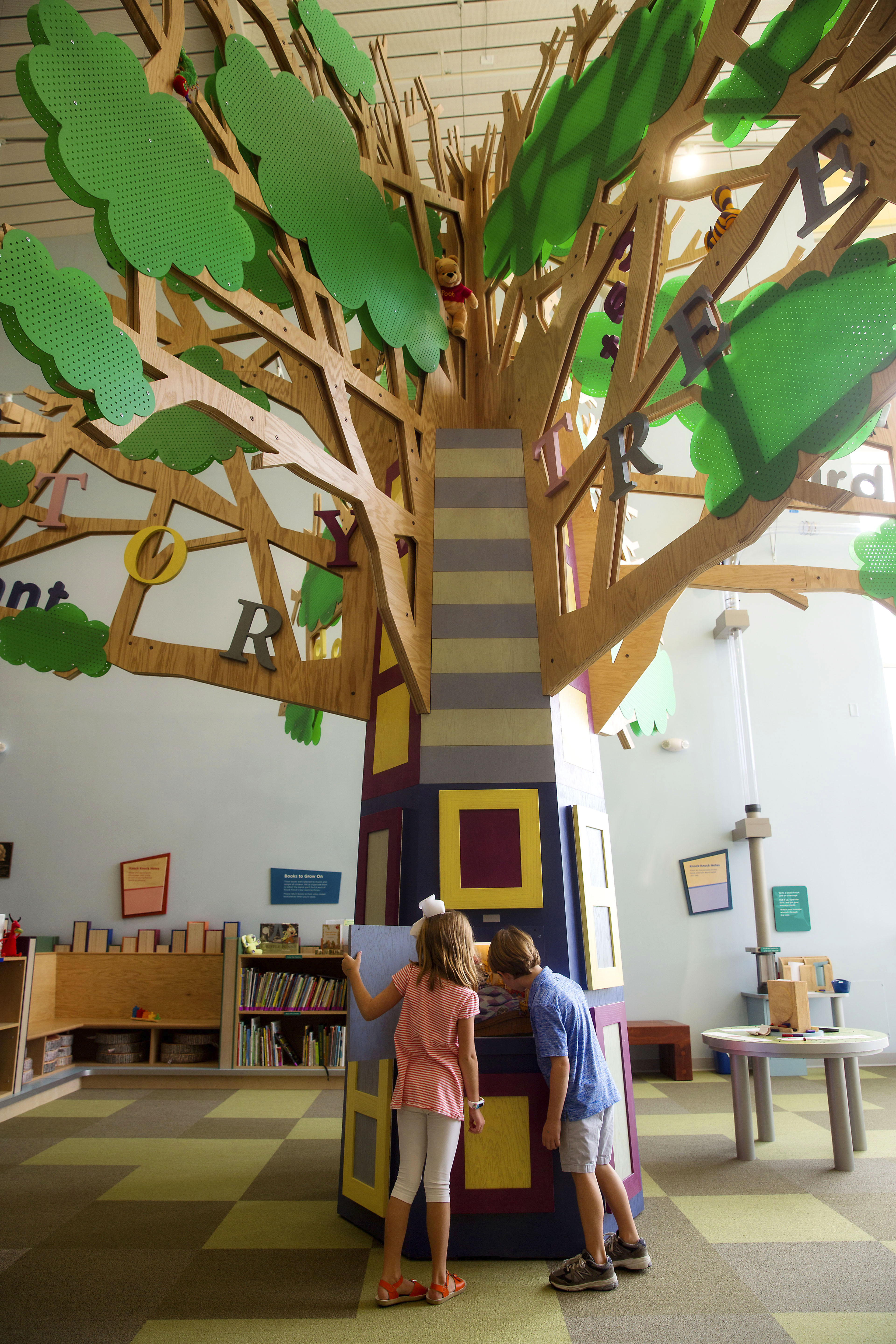 The Knock Knock Children\'s Museum—more than a decade in the making ...