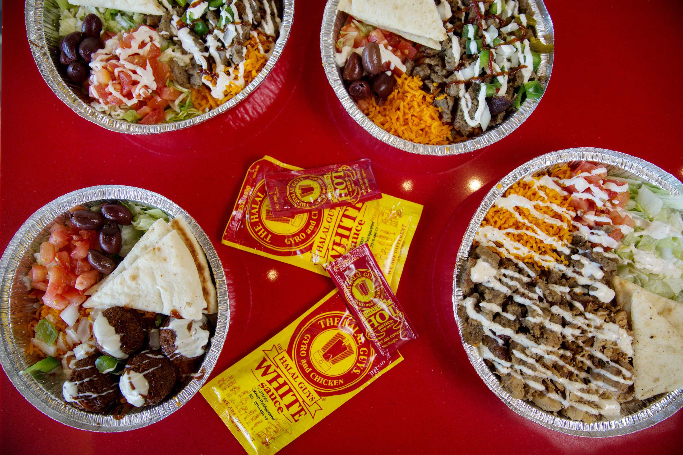 The Halal Guys Closes Lee Drive Location After Two Years Of Business