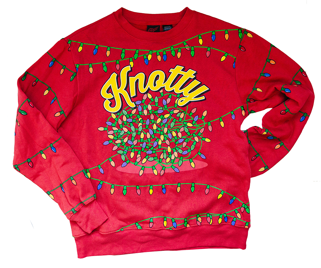 Those Ugly Holiday Sweaters Seem To Get More Clever Every Year 225