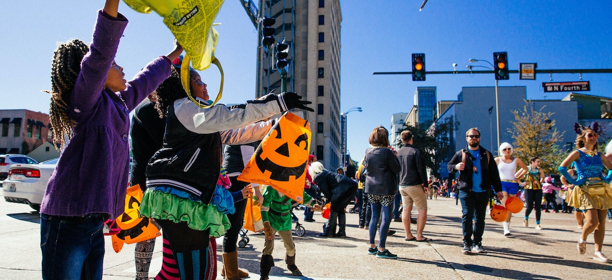 Halloween Events 2020 Baton Rouge Baton Rouge Halloween Parade plus more spooky events take over
