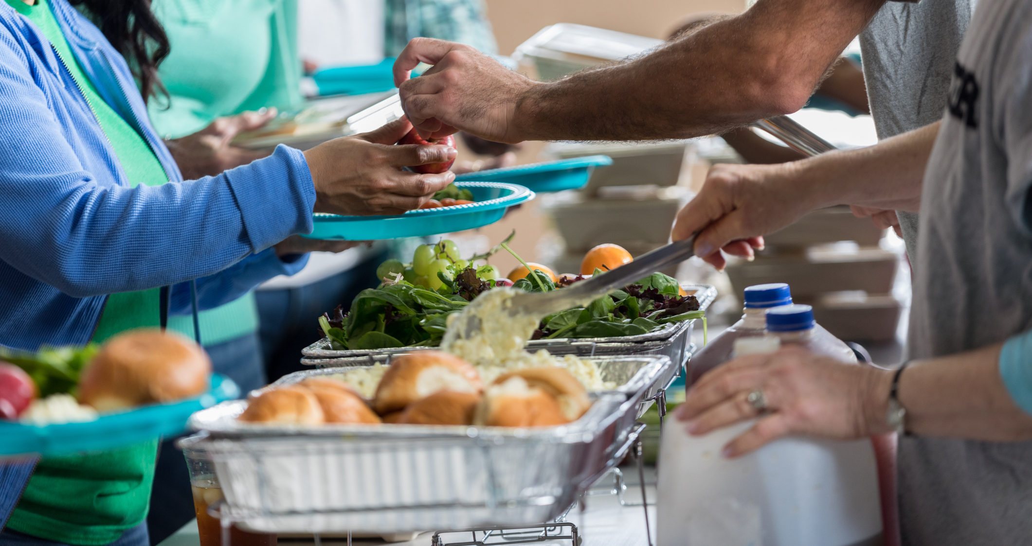 food donation  meal deliveries and other ways to give back