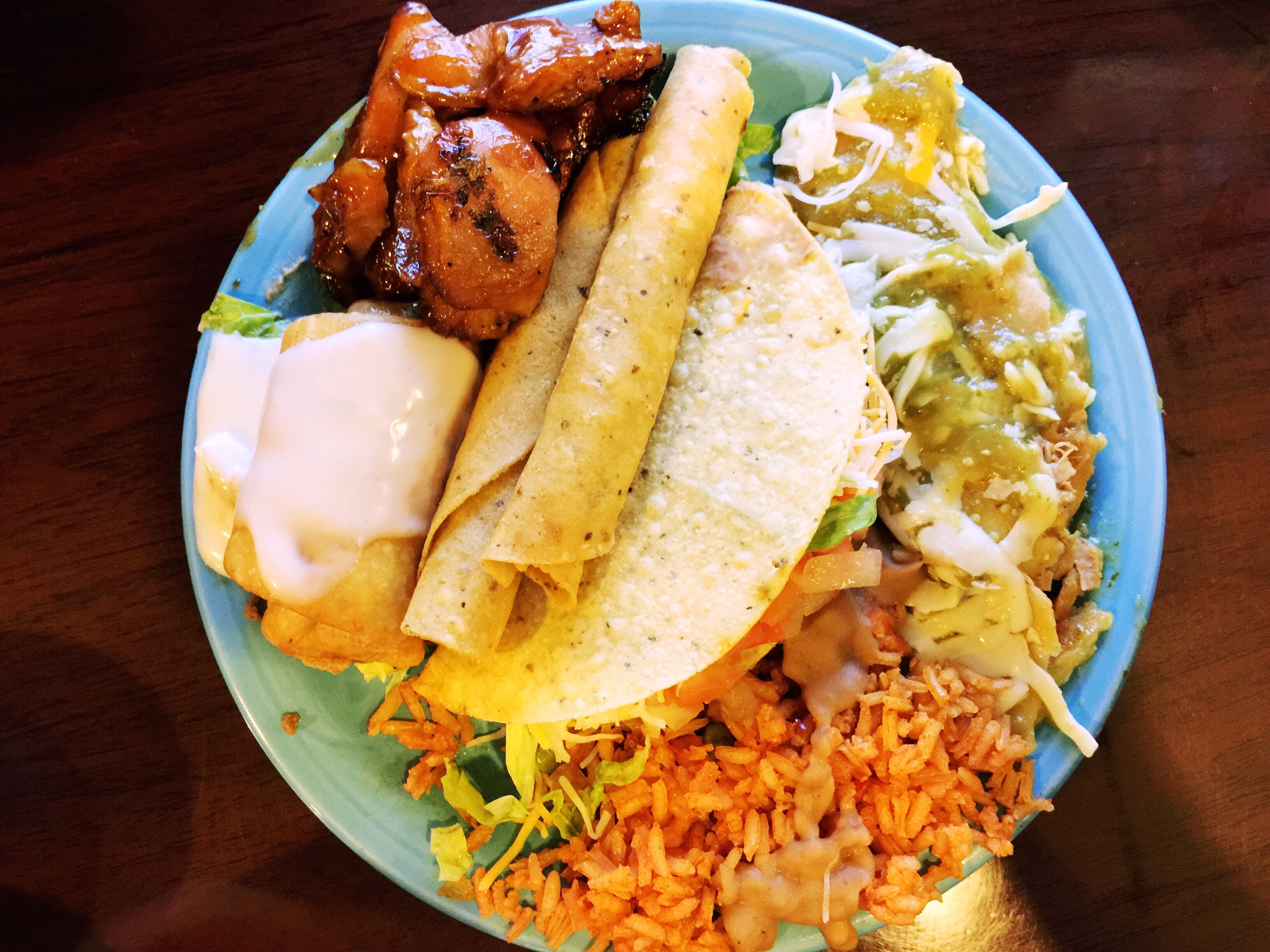 Awesome Fast Break All You Can Eat Mexican Food At El Mageys Buffet Download Free Architecture Designs Embacsunscenecom