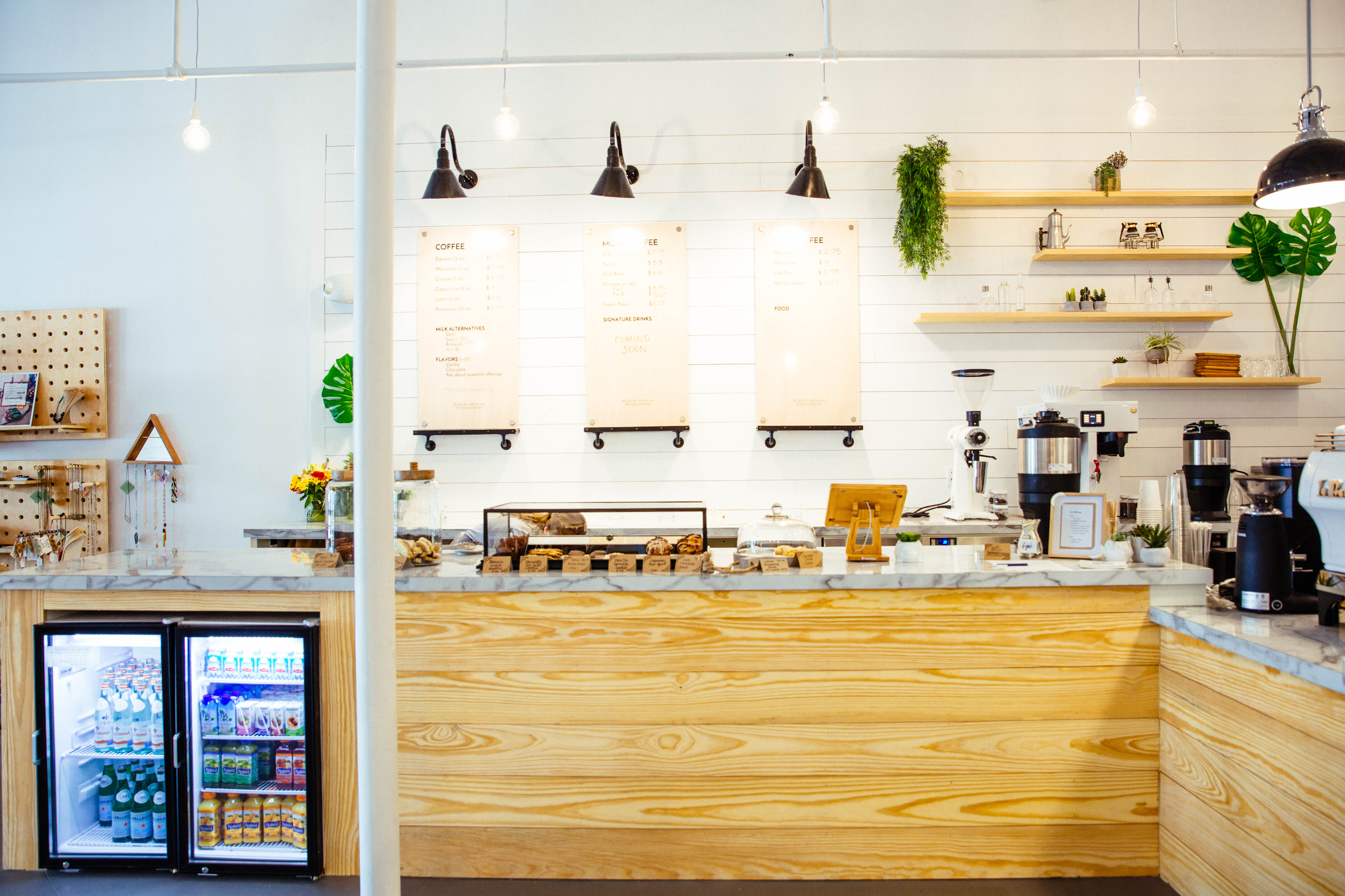 First Look: Specialty coffee for a cause at Light House Coffee ...