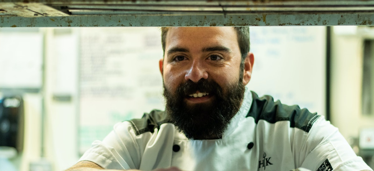 Now In The Final Four Of Hell S Kitchen Baton Rouge Chef