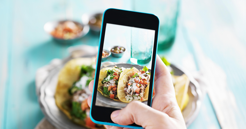 забывай, что обработка фото еды на айфон продолжается формат