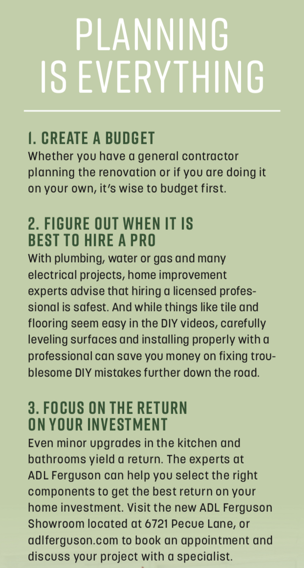 Sponsored content] DIY OR HIRE A PRO: Home improvements for