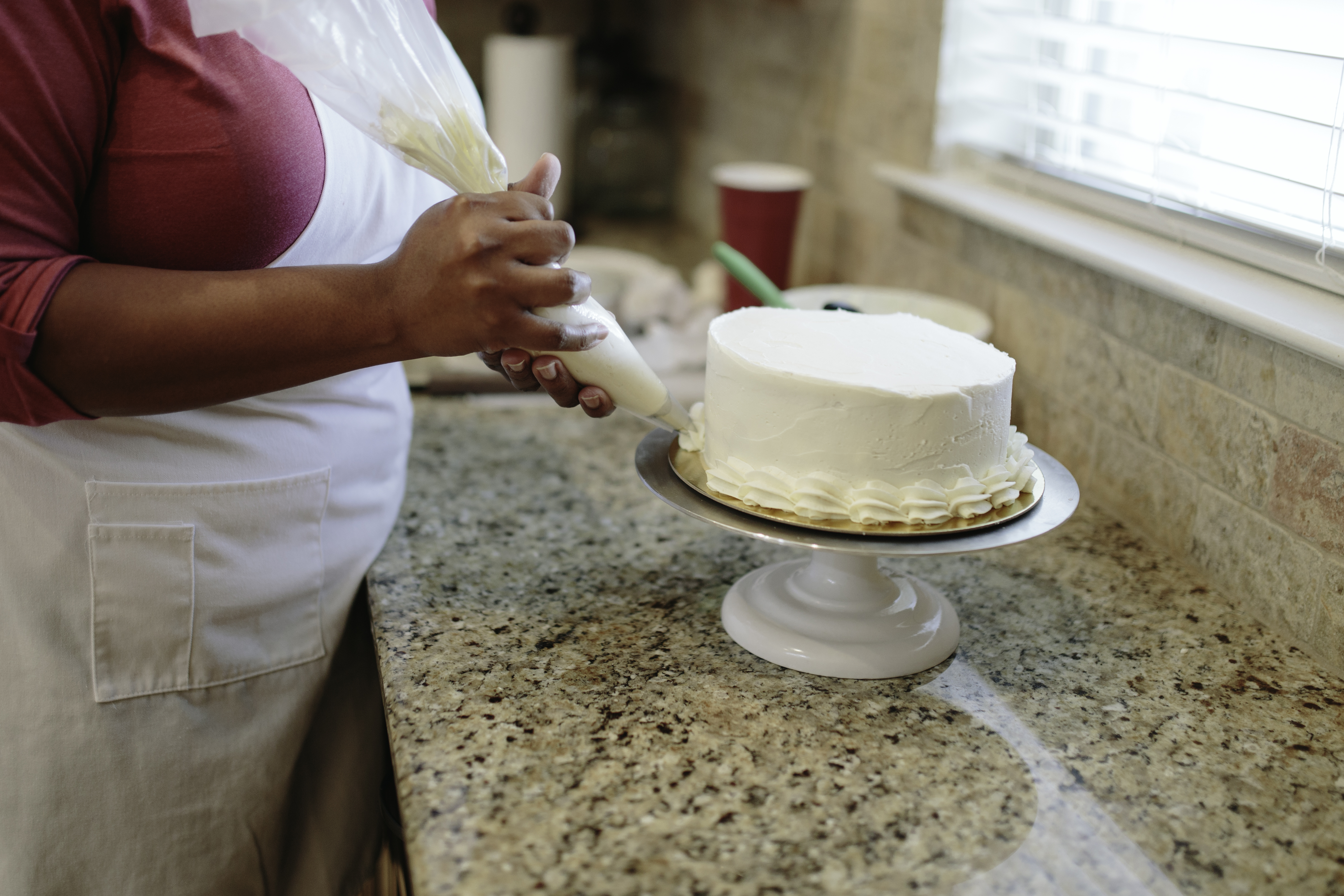 How To Bake And Decorate A Cake With Sugar Alley Pastries Owner