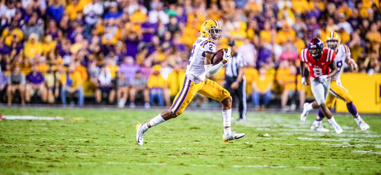 'Jets' at Jefferson his family continues Justin legacy LSU