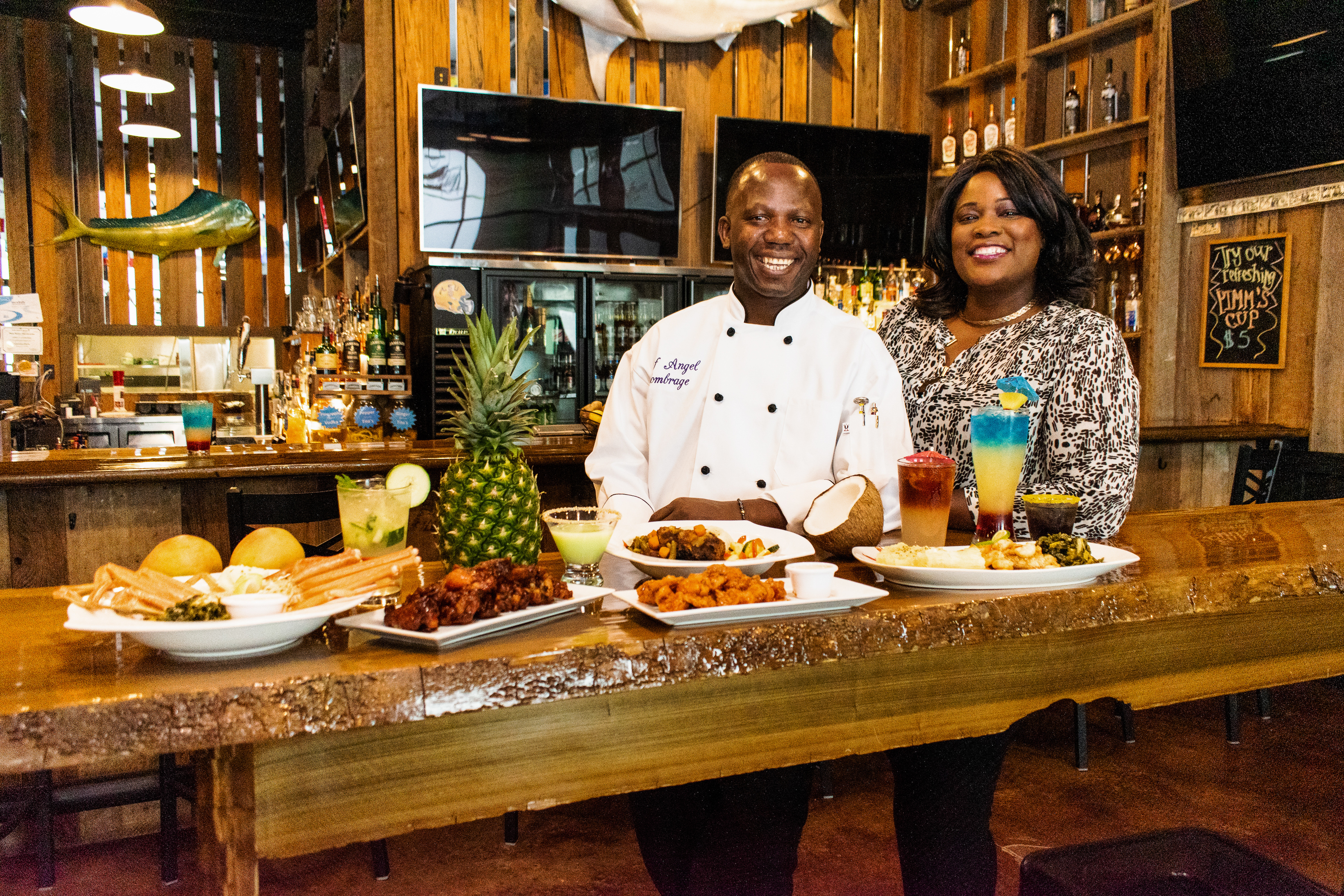 The updated Bullfish Bar and Kitchen reopens next week, bringing ...