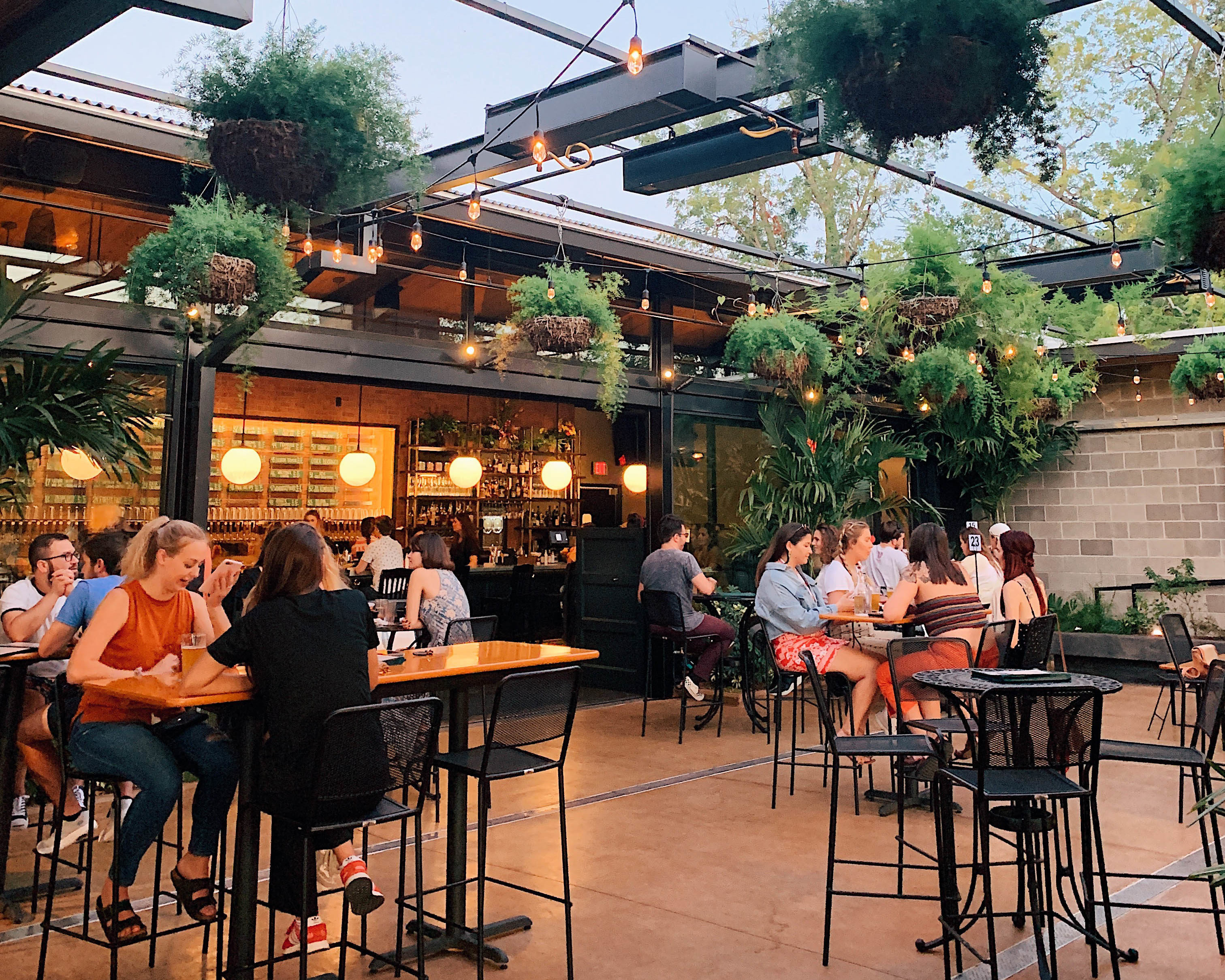 Inside The New Mid City Beer Garden One Of Baton Rouge S Most Anticipated Openings