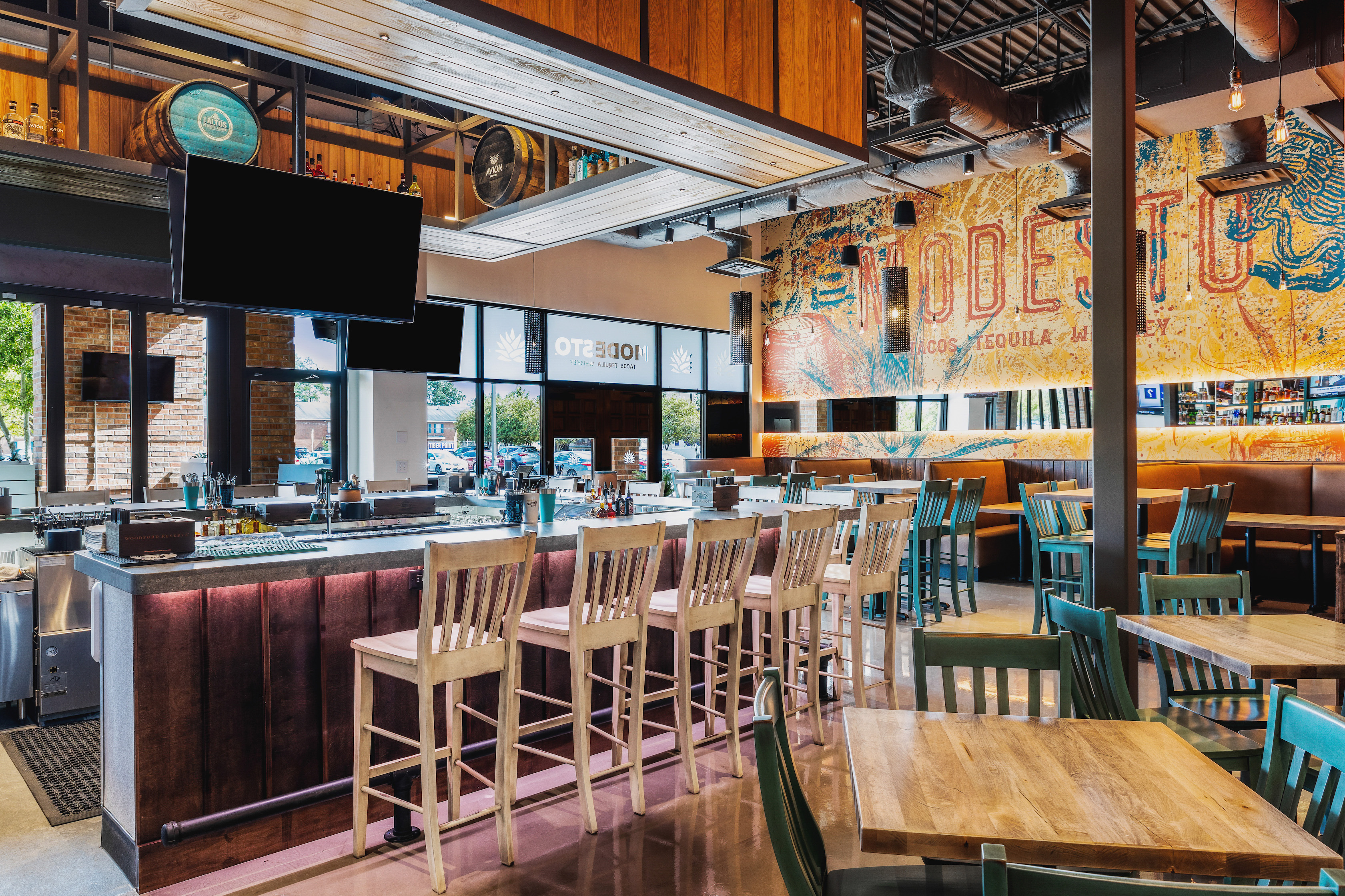 First Look Modesto Taco Tequila Whiskey Opens In Baton Rouge This Week Bringing Fresh Authentic Mexican