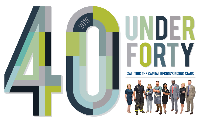 Business report 40 under 40 2015 wichita
