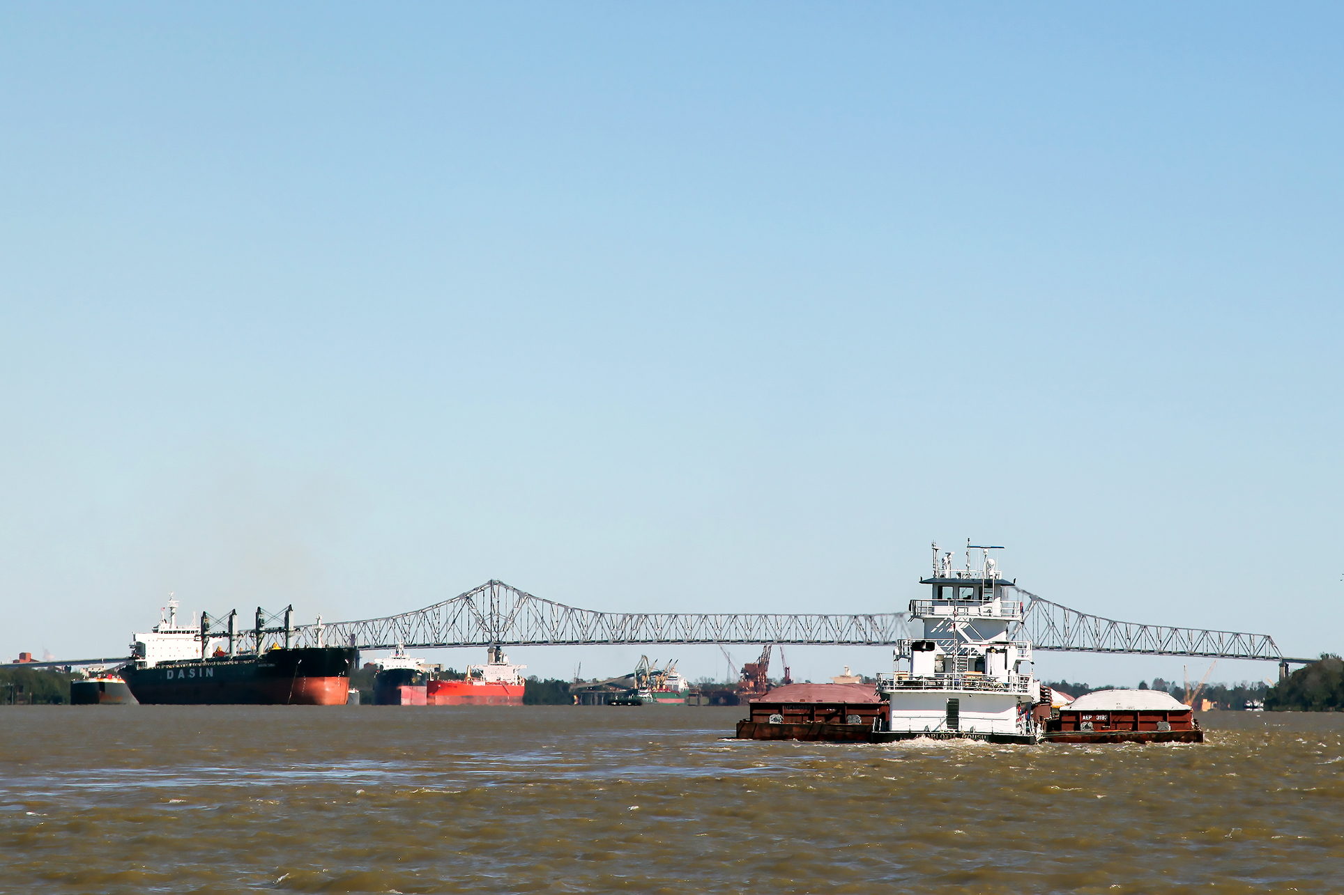 louisiana and panama canal Even by the harshest of gauging parameters, the panama canal is  eyes are on  dispatches from sabine pass on the texas-louisiana border,.