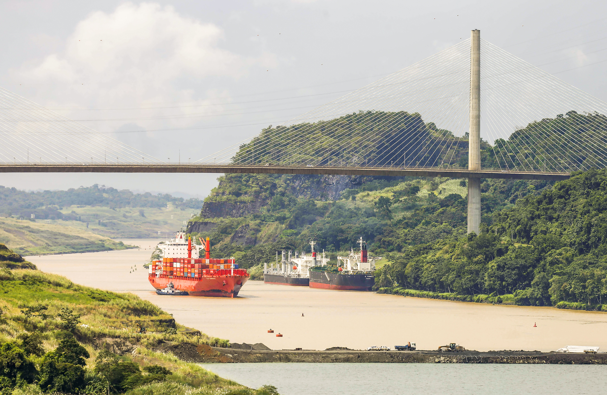 louisiana and panama canal Watch video read more: panama canal authority responds to bloomberg article to read more about the canal's response, click here whoever's at fault, this much is clear: the.