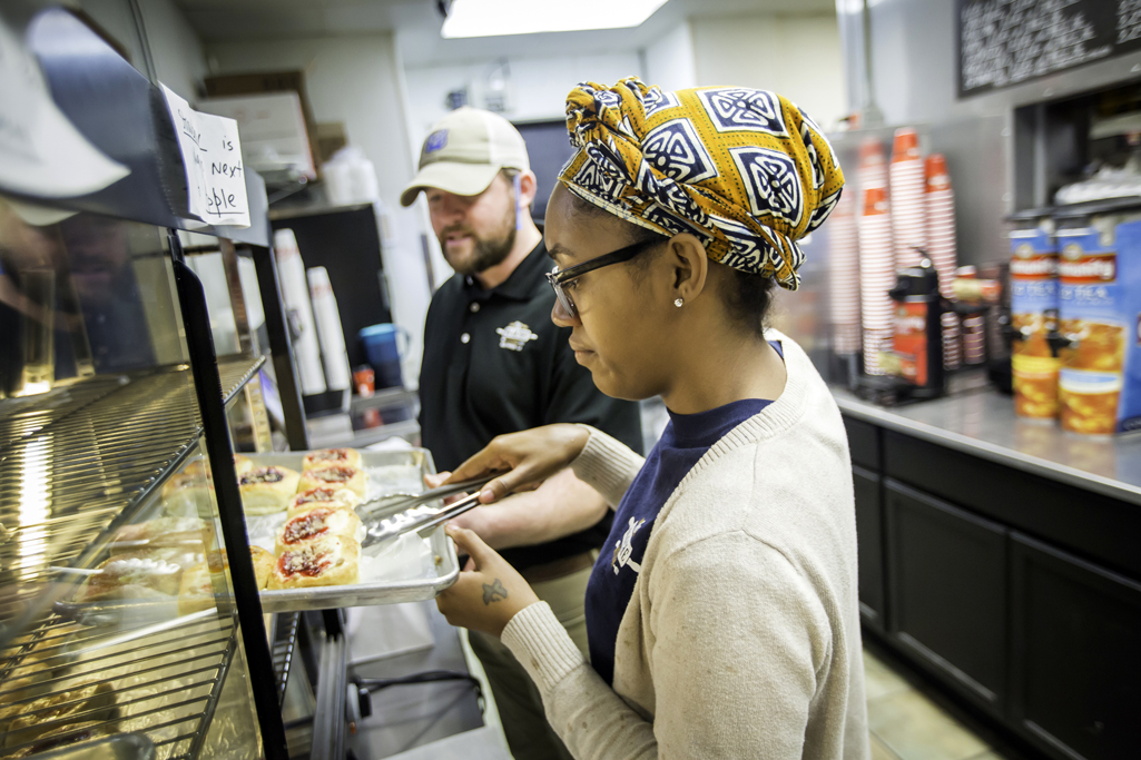 take a look at a day in the life at the kolache kitchen