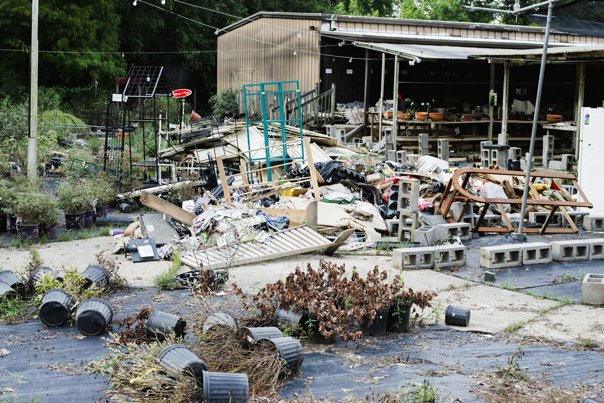 photo essay after the flood baton rouge business report the floodwaters at naylor s hardware and garden center at 14441 old hammond hwy reached as high as five feet causing widesp damage and leading owner