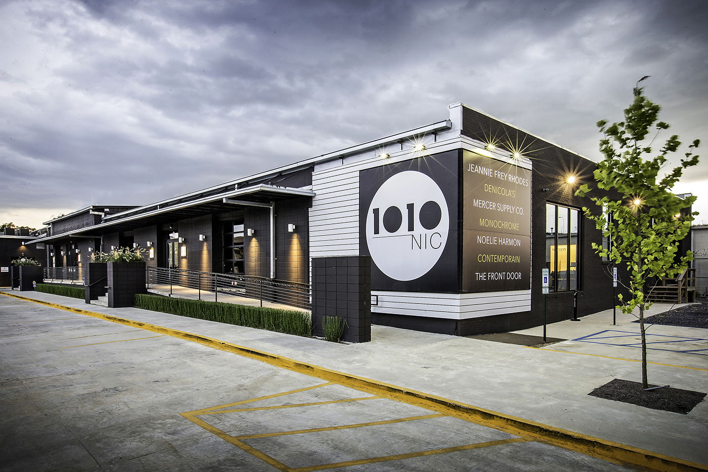 Take a look inside the creative-driven 1010 Nic warehouse on ...