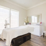 Future Fitness has several private therapy rooms and their licensed massage therapist offers a wide variety of massage progams.