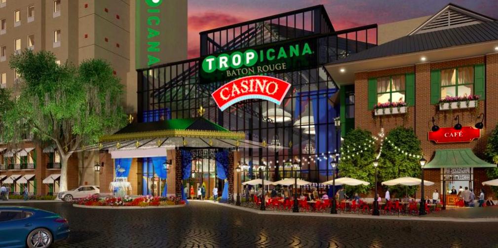 Atrium casino baton rouge lampe de mineur arras verre baccarat